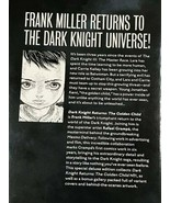 Dark Knight Returns: The Golden Child Deluxe Edition Frank Miller 2020, ... - $13.85