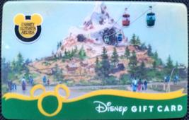 Disney Artist's Series: Matterhorn Collectible Gift Card Free Shipping - $2.99