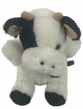 "Vintage 1986 Moonbeam 8"" Cow Plush Stuffed Animal Toy - $59.39"