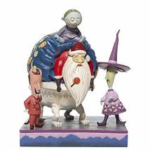 Enesco Disney Traditions By Jim Shore The Nightmare Before Christmas Loc... - $69.99