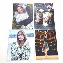 Lot of 4 Anthropologie Catalogs 2015 Nov Dec Oct Holiday Gifts Fashion D... - $14.94