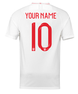 England Home CUSTOMISE NAME NUMBER World Cup 2018 Men Soccer Jersey Foot... - $36.99