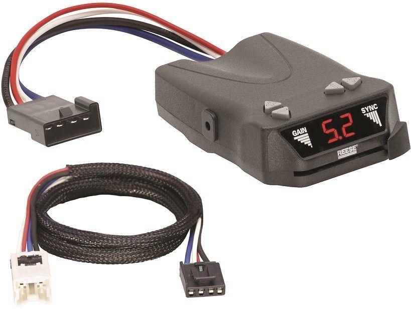 REESE 83504 Brake Control Brakeman IV