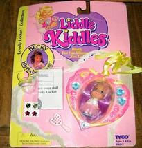 Liddle Kiddles Lovely Locket Becky Birthday Party Doll Mini Tyco Vtg Heart Set  - $34.19
