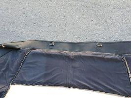 89-93 Jaguar XJS XJ-S Convertible Top Tonneau Boot Canvas Cover - BLACK image 11