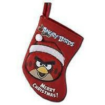 Angry Birds™ Miniature Red Bird Stocking w - $10.99