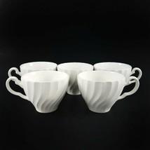 Tea Cups Made in England Drinkware Dinnerware 6oz - $22.80