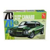 Skill 2 Model Kit 1970 1/2 Baldwin Motion Chevrolet Camaro 1/25 Scale Mo... - $50.97