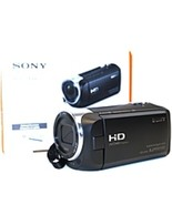Sony CX440 HDR-CX440/B Full HD 60p Video Recording Handycam Camcorder - ... - $298.63