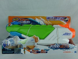 Nerf Super Soaker Attaches To Hose Flood Fire New - $23.74