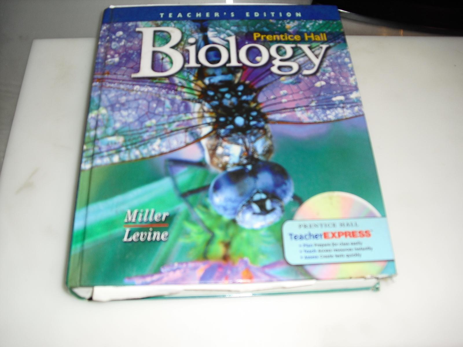 teachers  edition  biology   prentice  hall