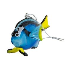 Dynasty Gallery Blue Tang Fish Ornament - $27.67