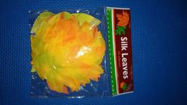 50Pcs Artificial Fake Silk Leaves Autumn Fall Leaf Wedding Party Decor - $0.99