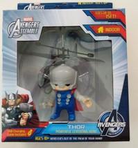 Marvel Avengers Thor Powerful Levitating Hero Flies Up To 15' Ages 10 NE... - $14.00