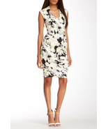 NWT Vertigo floral pleated dress size XS $240 - $59.39