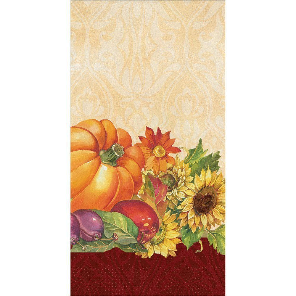 Regal Turkey 16 Count Guest Towel Paper Napkins