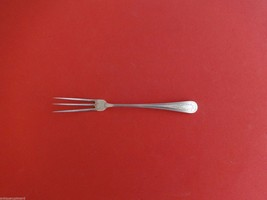 "Commonwealth Engraved by Watson Sterling Silver Lemon Fork 5 3/4"" - $39.00"