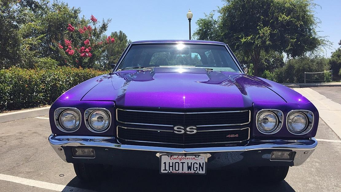 1970 Chevrolet Chevelle SS Wagon for sale in La Verne, California 91750