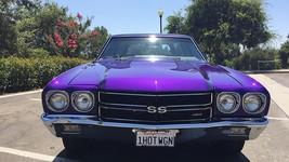 1970 Chevrolet Chevelle SS Wagon for sale in La Verne, California 91750 image 3