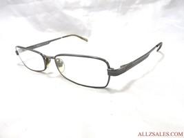 Moschino M3235-V Unisex Prescription Eyeglasses Metal Frame. Italy Gunme... - $29.65