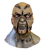 Trick Or Treat Jeepers Creepers Horror Halloween Adult Costume Mask BPMG... - £41.66 GBP