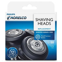 Philips Norelco SH50 Replacement Shaving Heads HQ8 Series 4000-5000  - $23.00