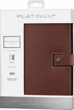 """Platinum Folio Case for Apple® iPad® Pro 11""""  Bourbon Brown Genuine Leat... - $16.78"""