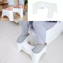 Foldable Toilet Squatting Stool Heightened Stool Baby Home Bathroom Woma... - $56.00