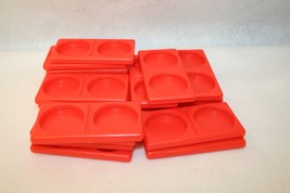 Playhouse DISNEY JR LITTLE EINSTEINS Dominoes Game replacement pieces trays - $34.95