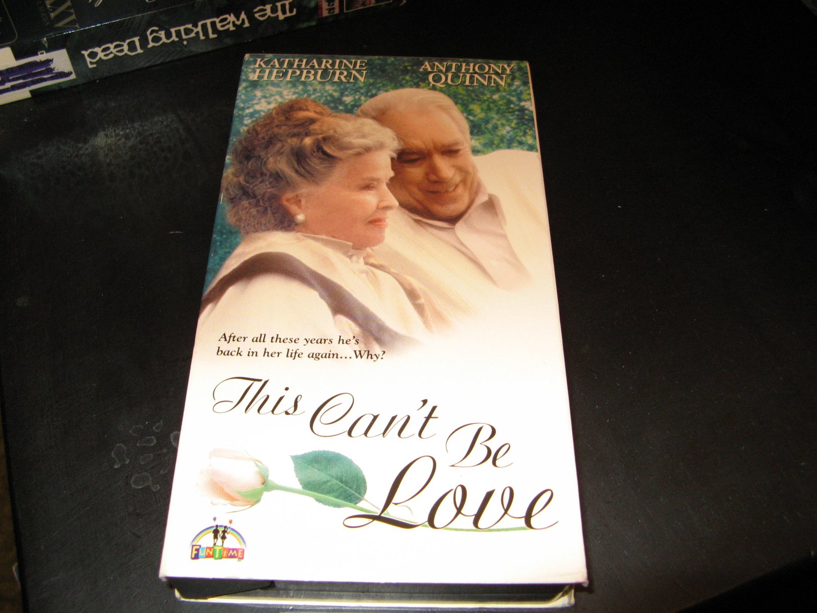 Primary image for This Can't Be Love [VHS Tape]