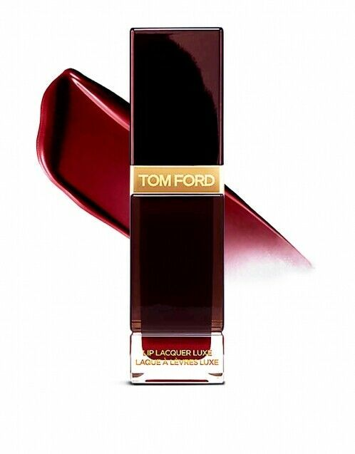 TOM FORD Lip Lacquer LUXE Lip Gloss INFURIATE 10 Vinyl Candy Apple Red FS NIB - $34.50