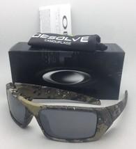 New OAKLEY Sunglasses GASCAN OO9014-12 Desolve Bare Camo Frames w/ Black Iridium