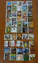Lot 50 Nintendo DS Manuals Instruction Booklet Only  No Games or Cases - $61.70