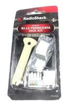 RadioShack Einrastendes RJ-12 Handy / Daten Klinkenkabel Set - $6.93