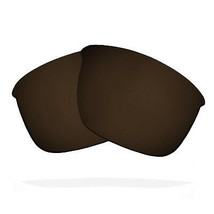 Replacement Lenses for-Oakley Thinlink Sunglasses Anti-Scratch Dark Brown - $8.80