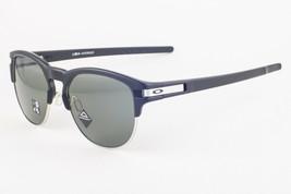 Oakley LATCH KEY Matte Black / Prizm Grey Sunglasses 9394-01 939401 55mm - $147.51