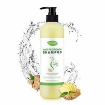 Hair Growth Shampoo Anti Hair Loss Shampoo Infused with Natural Ginger, ... - $12.58