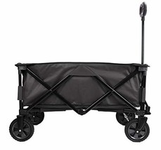 Patio Watcher Collapsible Folding Wagon Utility Wagon Cart Outdoor Garde... - $1.579,56 MXN