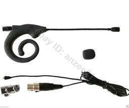 Pro Snail Ear Hang Headset Detachable Microphone For AKG Samson Gemini W... - $29.62