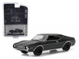 1973 AMC Javelin Black Bandit 1:64 Diecast Model Car by Greenlight - $14.27