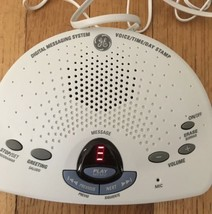 GE General Electric 29875GE1-B Digital Answering System Voice/Time/Day S... - $14.00