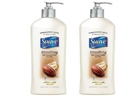 Suave Smoothing with Cocoa Butter & Shea Hand a... - $16.99