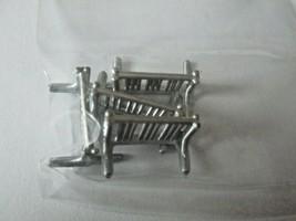 Atlas # 4002057 Bike Rack 4 Pieces 3D Printed Accessories HO Scale image 1