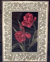 Tulips Triumphant Needlepoint Kit Elsa Williams Heritage Collection Tan ... - $39.34