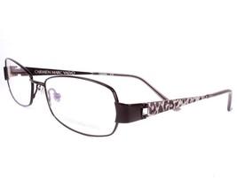 Carmen Marc Valvo Ceclia Black Women Eyeglasses 53-16-130 Frames - $79.16