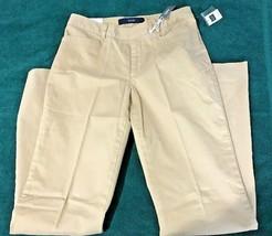 New Gap Womens Size 4 Stretch Modern Boot Cut Career Dress Pants Slacks ... - $18.81
