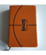 Sports Devotional Bible Zondervan Leather Bound NIV New International Ve... - $23.76