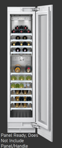 Gaggenau RW414761 Vario 400 Series 18 Inch Wine Cooler Panel Ready - $6,029.05