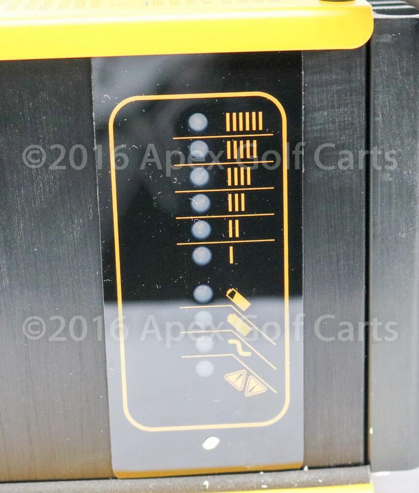 Delta Q Quiq Onboard 36v Ladegerät Batterie 912-3600 Golfwagen, Boden Schrubber