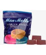 Soy Votive Melt Singles, Mia Bella, Lilac, New Old Stock - $1.25